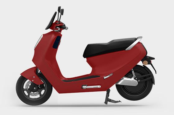 scooter-yadea-c1s-color-red