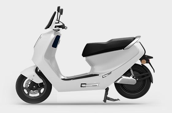 scooter-yadea-c1s-color-white