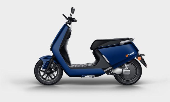 scooter-yadea-g5-color-blue