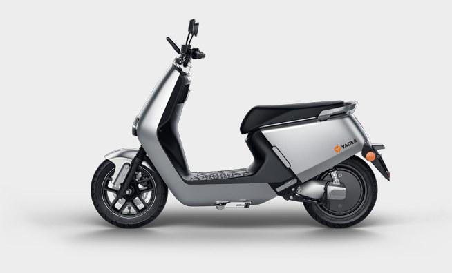 scooter-yadea-g5-color-gray