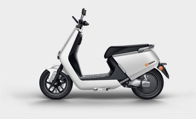 scooter-yadea-g5-color-white