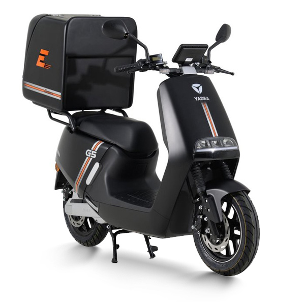 scooter électrique YADEA G5 Delivery